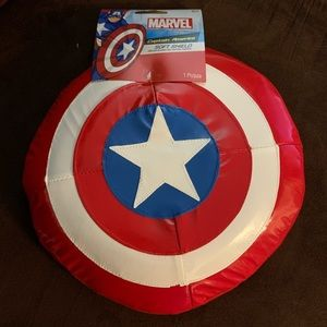 Boy's Captain America Soft Shield